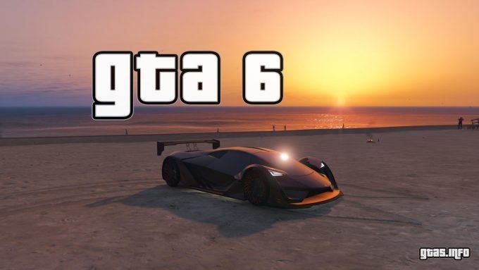 GTA 6 - Grand Theft Auto VI