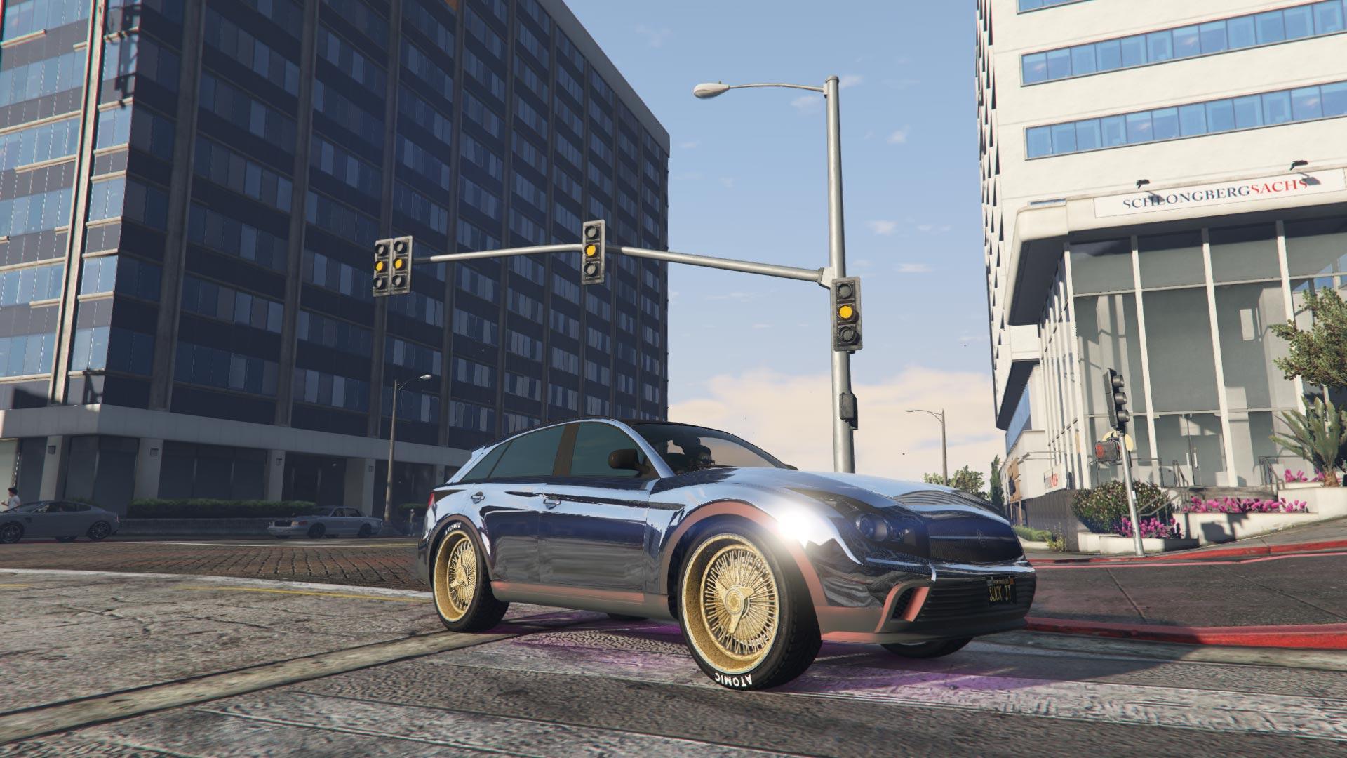 GTA5 - Grand Theft Auto V