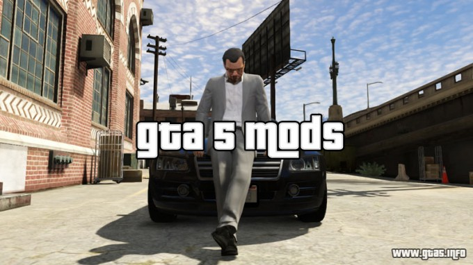 GTA 5 mods - Grand Theft Auto V mods